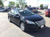 CARFAX One-Owner. Clean CARFAX. 2014 Nissan Sentra FWD