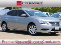 Clean CARFAX. Certified. 2014 Nissan Sentra S FWD CVT