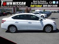 Options:  2014 Nissan Sentra S Front Wheel Drive  Power