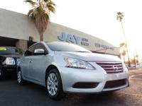 Options:  2014 Nissan Sentra 4Dr Sdn