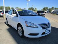 This sweet 2014 Nissan Sentra SV is the awesome Sedan