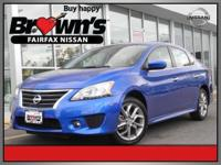 Treat yourself to a test drive in the 2014 Nissan