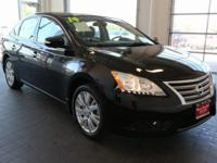 Options:  2014 Nissan Sentra