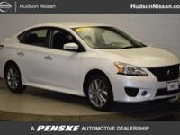 PRE-CERTIFIED, Sentra SR. Priced below KBB Fair