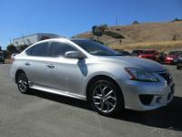 Options:  2014 Nissan Sentra Sr|1.8L I4