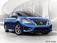 Don't miss out on this 2014 Nissan Sentra SR! It comes