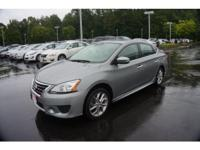 CARFAX One-Owner. Clean CARFAX. 2014 Nissan Sentra SR