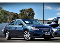 Come on in and check out this 2014 Nissan Sentra SV.