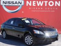 New Price! Certified. Sentra SV w/ Cruise Control - ECO