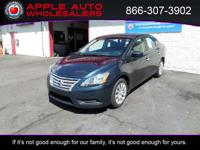Options:  2014 Nissan Sentra Sv|No Known Accidents|No