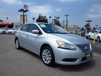 PRICED TO SELL QUICKLY! This 2014 Nissan Sentra SV has