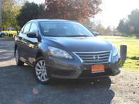 Meet our amazing 2014 Nissan Sentra SV shown off in