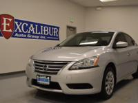 Options:  2014 Nissan Sentra Sv 45K Miles|Options: Abs
