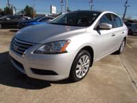 Options:  2014 Nissan Sentra Sedan I4 Cvt Sv|Xtronic