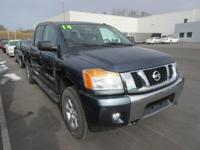 This sweet Nissan Titan Pick Up Truck will find a good