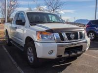 Excellent Condition, ONLY 37,169 Miles! PRO-4X trim,