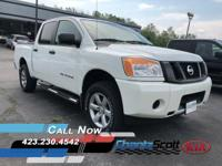 LOW MILES, This 2014 Nissan Titan S will sell fast -4X4