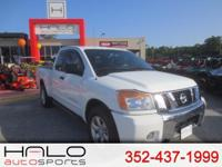 2014 NISSAN TITAN CREW CAB SV PICK UP TRUCK. IN