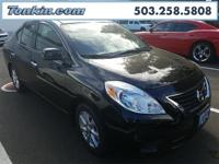 WOW!!! Check out this. 2014 Nissan Versa 1.6 SV Super