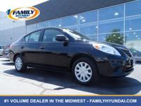 Check out this 2014 Nissan Versa S. Its Manual