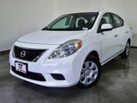 Fresh Powder 2014 Nissan Versa 1.6 SV FWD CVT with