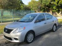 Options:  2014 Nissan Versa S Plus|Come And Visit Us At