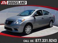 Options:  2014 Nissan Versa S|Gray/|V4 1.6 L