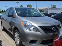 This Versa features:CARFAX One-Owner.Awards:  * 2014