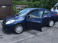 2014 NISSAN VERSA***AUTOMATIC TRANSMISSION***CRUSE