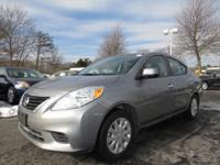 2014 NISSAN VERSA 4dr Car SV Our Location is: Nissan