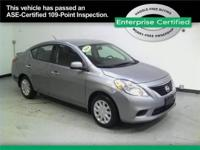 2014 Nissan versa 4dr Sdn CVT 1.6 SV. Our Location is: