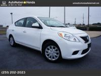2014 Nissan Versa SV with 26K miles. Clean carfax.