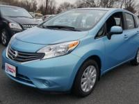 2014 Nissan Versa Note 4dr Car SV Our Location is: