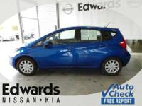 Come see this 2014 Nissan Versa Note. This Versa Note