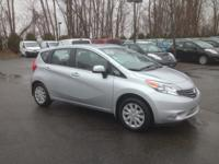 This good-looking 2014 Nissan Versa Note is the car