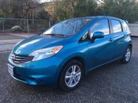 Options:  2014 Nissan Versa Note S Plus|Greeen|Super