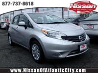 Look at this 2014 Nissan Versa Note SV. Its Variable