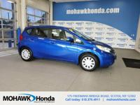 Recent Arrival! This 2014 Nissan Versa Note SV in