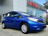 This 2014 Nissan Versa Note S is proudly offered by