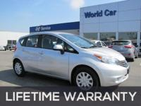 EPA 40 MPG Hwy/31 MPG City! CARFAX 1-Owner, Excellent