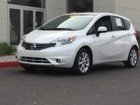 Just Reduced! Certified. 2014 Nissan Versa Note SV