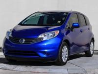 New Price!2014 Nissan Versa Note S Plus Blue 1.6L