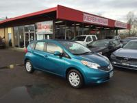 S Plus trim. EPA 40 MPG Hwy/31 MPG City! CD Player,