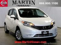 This 2014 Nissan Versa Note SV is proudly offered by