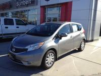 You can find this 2014 Nissan Versa Note 5dr HB CVT 1.6