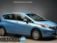 2014 Nissan Versa Note SV Blue!CARFAX One-Owner.Clean
