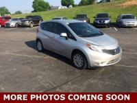 Recent Arrival! CARFAX One-Owner. 2014 Nissan Versa