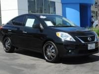 CARFAX 1-Owner, ONLY 10,704 Miles! SL trim, Super Black