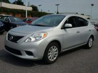 2014 Nissan Versa SV For Sale.Features:Front Wheel