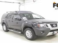 Looking for a clean, well-cared for 2014 Nissan Xterra?